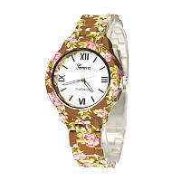 Часы женские Geneva Арт. gen024-6 купить аналоговые кварцевые часы дешево