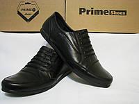 Спортивная кожаная обувь без шнурков PRIME