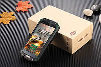 """Оригинальный 4.5 """" IPS Discovery V9 IP68 прочный водонепроницаемый телефон MTK6572 Android 4.4 960 X 540"""
