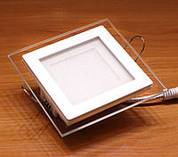 Светодиодный светильник со стеклом Feron AL2111 6W 4000К (белый)