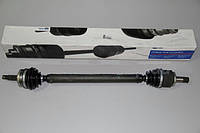 Вал привода колеса (полуось) ВАЗ 2110 - 2112 правая в сборе (с гранатами) (пр-во АвтоВаз)