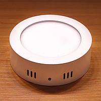 Накладной светодиодный светильник Feron AL504 6W 5000К (белый цвет)