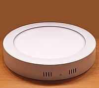 Накладной светодиодный светильник Feron AL504 18W 5000К (белый цвет)
