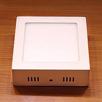 Накладной светодиодный светильник Feron AL505 6W 4000К (белый цвет)