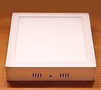 Накладной светодиодный светильник Feron AL505 12W 5000К (белый цвет)