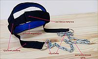 Тренажер с регулируемым грузом для мышц шеи