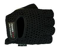 Дышащие и легкие перчатки для тренажерного зала. Черный