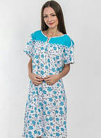 Женская длинная ночная рубашка LA-16