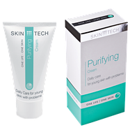 Skin Tech Очищающий крем,50 мл., фото 1