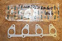 Прокладка выпускного коллектора Ланос (метал) 96181207