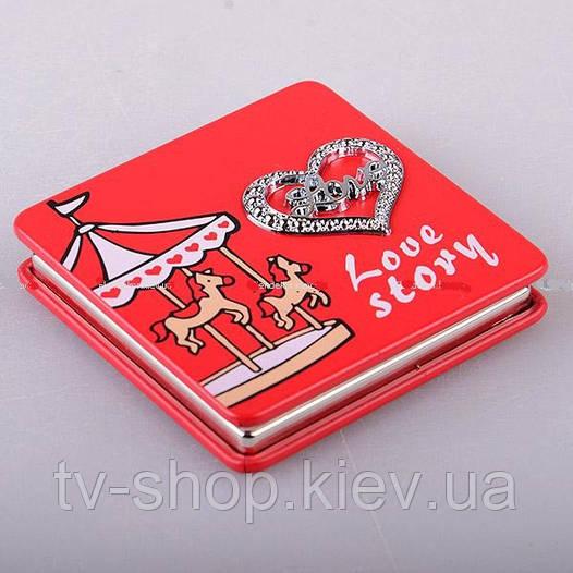 Зеркальце карман. Love story