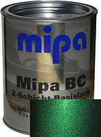 Автокраска металлик 963 Зеленая MIPA BC 1л