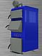 Стальной котел длительного горения Неус-В 25 кВт (NEUS-V) заводская сборка, фото 2