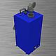 Стальной котел длительного горения Неус-В 25 кВт (NEUS-V) заводская сборка, фото 5