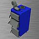 Стальной котел длительного горения Неус-В 25 кВт (NEUS-V) заводская сборка, фото 3