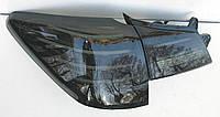 Subaru Outback фонари задние светодиодные LED тонированый хром BR9