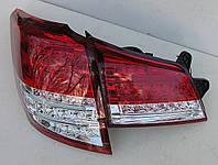 Subaru Outback B14 фонари задние светодиодные LED красные BR9