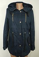 Куртка парка женская весенняя