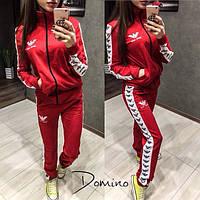 Женский спортивный костюм двухнитка (цвета) РО2019