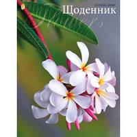 Дневник  школьный укр. жесткий 1Вересня 910720 Соцветие