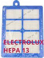 Выпускной Нера 13 фильтр Electrolux AJS FR-6558 для пылесосов AirMax, TweanClean, UltraOne, ErgoSpace
