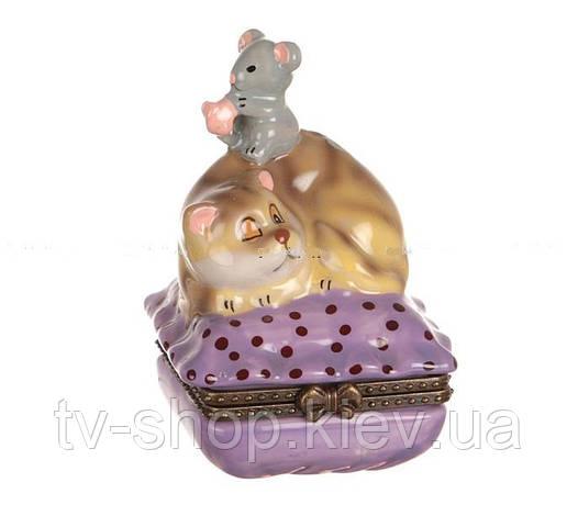 Шкатулка Кошки-мышки