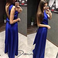 «Платье женское с открытой спиной РО3012»