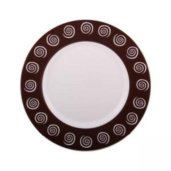 Sirocco Brown Тарелка обеденная круглая 24,6 см Luminarc H4785