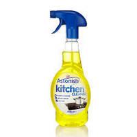 Средство для кухни от жировых загрязнений  Astonish Kitchen Астониш 750мл