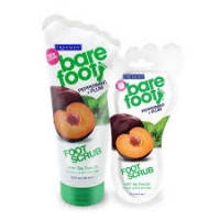 Freeman - Скраб для ног Перечная мята и слива Bare Foot Creamy Pumice Foot Scrub Invigorating Peppermint Plum - 15ml (BF 18766) ( EDP63087 )