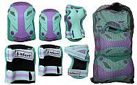 Защита спортивная, налокотники, наколенник, перчатки - детская ZELART  PERFECTION (р-р M-6-8 лет.)