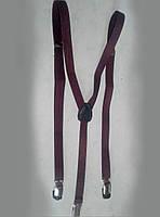 Подростковые подтяжки коричневые опт, фото 1