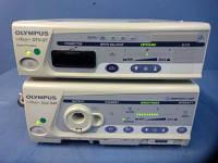 Система видеоэндоскопическая процессор эндоскопии OLYMPUS OTV-S7&CLV-S40 Endoscopy Processor