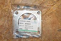 Прокладка приемной трубы (штанов) 4 отверстия Нексия 96182037