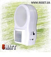 Беспроводной автономный светильник с датчиком движения