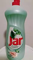 Жидкое средство для мытья посуды Jar Sensitive 1 л.