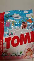 Детский стиральный порошок Tomi Baby 1.5 кг.  (20 стирок)