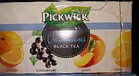 Черный чай в пакетиках Pickwick 20 шт. (4 вкуса)