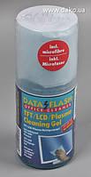 Чистящий гель tft/lcd 200мл.+салфетка 20х20cm