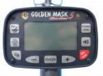 Грунтовый металлоискатель Golden Mask 5