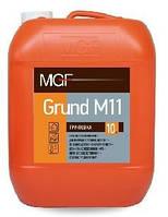 Грунтовка стен и потолков акриловая водоемульсионная MGF Grunt M 11 10 л