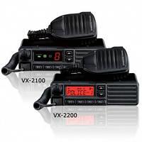 Рация, радиостанция Vertex VX-2200-G6-25 A E, UHF, фото 1