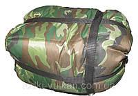 Спальный мешок камуфляжный армейский