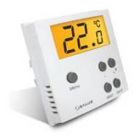 Недельный термостат (для скрытого монтажа) Salus ERT50 UP