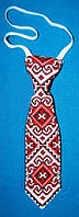 Вышитые галстуки