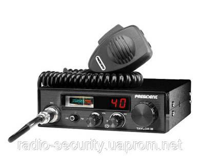 Радиостанция автомобильная President Taylor III ASC
