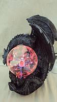 PLAZMA LAMPA Дракон размер 23*16*16