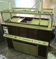 Вакуум-формовочный полуавтомат