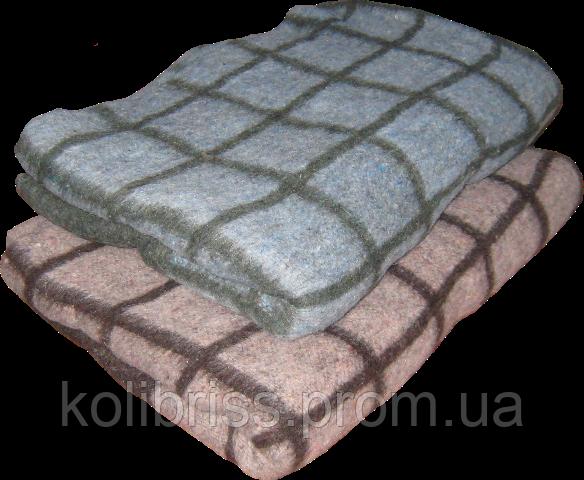 Одеяло полушерстяное 145*210