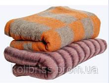 Одеяло детское полушерстяное 100*145